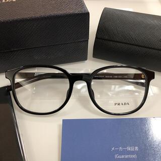 PRADA - 定価49,500 PRADA プラダ VPR07X-F メガネ 眼鏡 めがね
