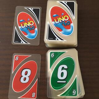 ウーノ(UNO)のUNO   (トランプ/UNO)
