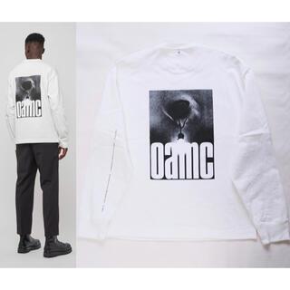 ジルサンダー(Jil Sander)の20aw OAMC 森山大道 アート転写カットソー スウェット Tシャツ メンズ(Tシャツ/カットソー(七分/長袖))