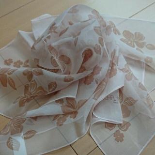 ミッシェルクラン(MICHEL KLEIN)の新品未使用 ミッシェルクラン シルクスカーフ(バンダナ/スカーフ)
