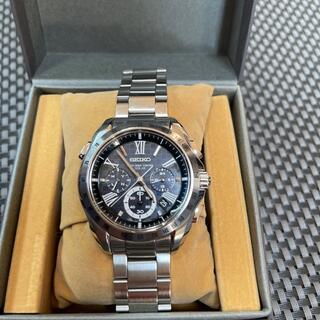 セイコー(SEIKO)の美品 SEIKO BRIGHTZ  SAGA071 クロノグラフ(腕時計(アナログ))