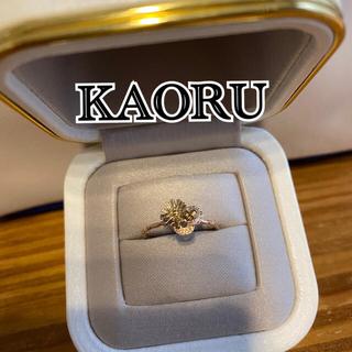 カオル(KAORU)のKAORU リング 10k ピンクゴールド(リング(指輪))
