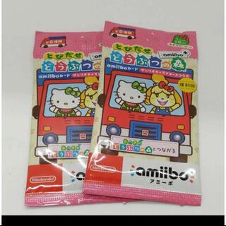 ニンテンドースイッチ(Nintendo Switch)のどうぶつの森 amiibo サンリオコラボ アミーボカード(カード)
