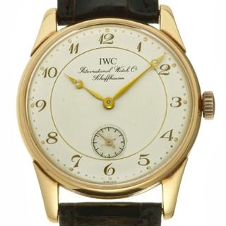 インターナショナルウォッチカンパニー(IWC)のインターナショナルウォッチカンパニー 腕時計(腕時計(アナログ))