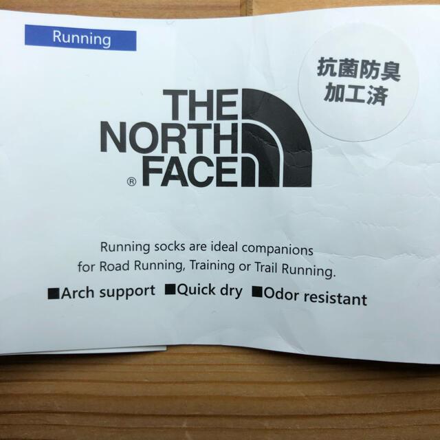 THE NORTH FACE(ザノースフェイス)のTHE NORTH FACE アンクル ソックス 3p  ネイビー 25〜27㎝ メンズのレッグウェア(ソックス)の商品写真