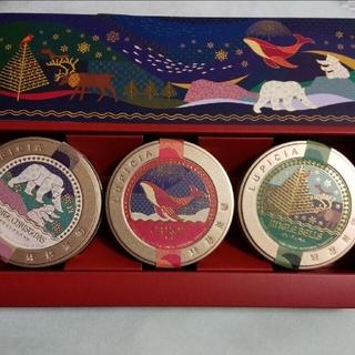 ルピシア(LUPICIA)の最終値下げ LUPICIA2020 冬 プチ缶ティーバッグセット 3種(茶)