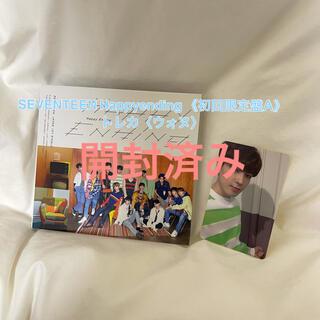 セブンティーン(SEVENTEEN)のSEVENTEEN HappyEnding 《初回限定盤A》トレカ〈ウォヌ〉(K-POP/アジア)