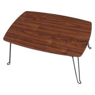 折りたたみ ローテーブル 幅60cm(ローテーブル)
