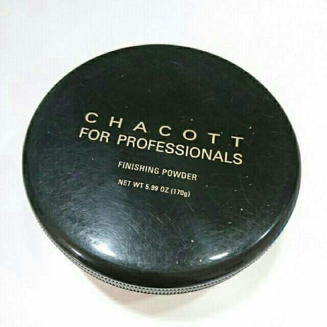 CHACOTT(チャコット)のチャコットフィニッシングパウダー ミディアムオークル170g詰め替え用 コスメ/美容のベースメイク/化粧品(フェイスパウダー)の商品写真