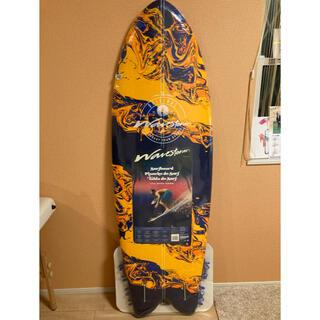 wavestormサーフボードソフト5.8f オレンジ新品(サーフィン)