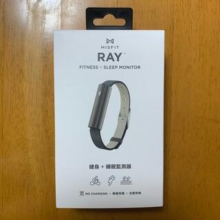 【新品未開封】MISFIT RAY カーボンブラック(トレーニング用品)