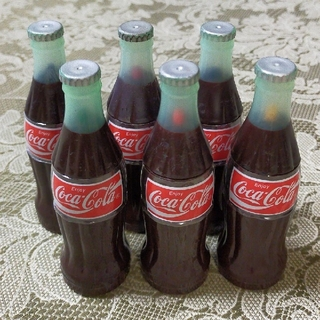 コカ・コーラ - 《コカ・コーラ》 ヴィンテージ   ラインマーカー   6本セット