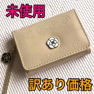 クレイサス(CLATHAS)の【 未使用 訳あり 】CLATHAS ミニ財布 雑誌付録(折り財布)