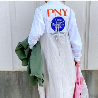 フィーニー(PHEENY)のpheeny × beauty&youth 別注 ロンT(Tシャツ(長袖/七分))