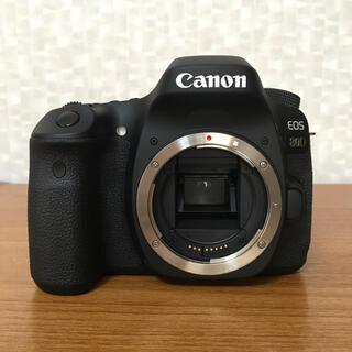 キヤノン(Canon)の超美品 Canon EOS 80D ボディのみ(デジタル一眼)