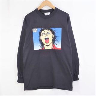 アナーキックアジャストメント(ANARCHIC ADJUSTMENT)のAKIRA VINTAGE 90s 鉄雄 L/S TEE 映画版 tシャツ(Tシャツ/カットソー(半袖/袖なし))