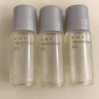 アールエムケー(RMK)のRMKダブルトリートメントオイル(オイル/美容液)