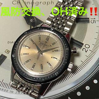 セイコー(SEIKO)の【フルメンテ済み】セイコー ワンプッシュクロノ 45899時計本体のみ‼️(腕時計(アナログ))