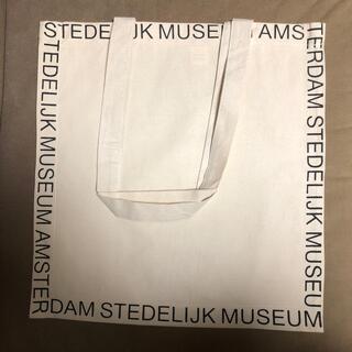 ヤエカ(YAECA)のアムステルダム市立美術館オリジナルエコバッグ トートバッグ (5)(トートバッグ)