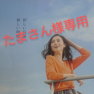 VlANTE七分袖カットソーフリーサイズ(カットソー(長袖/七分))