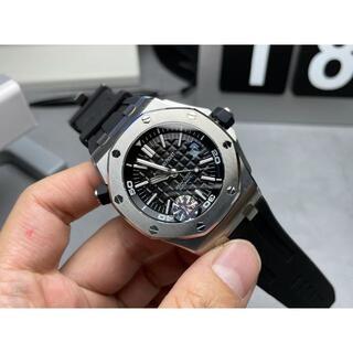オーデマピゲ(AUDEMARS PIGUET)のJF V10 15710 ロイヤルオーク 風 ハイクオリティ(腕時計(アナログ))