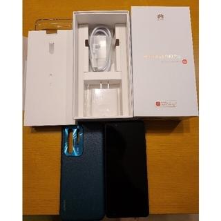 ファーウェイ(HUAWEI)のHUAWEI P40 pro 8gb/256gb 日本正規品(スマートフォン本体)