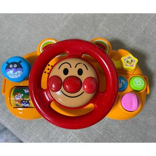 アンパンマン(アンパンマン)のアンパンマン おでかけメロディハンドル(ベビーカー用アクセサリー)