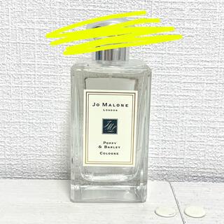 ジョーマローン(Jo Malone)のポピー&バーリー 100ml(香水(女性用))