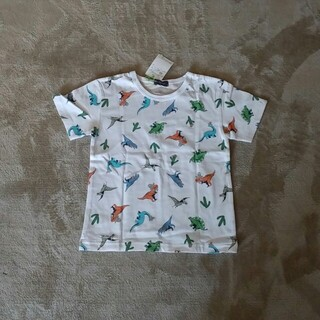 クレードスコープ(kladskap)のおのま様専用!未使用タグ付き⭐クレードスコープ Tシャツ 110(Tシャツ/カットソー)