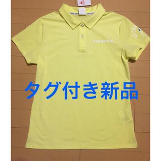 ルコックスポルティフ(le coq sportif)のルコックスポルティフ TENNIS レディース ポロシャツ(ウェア)
