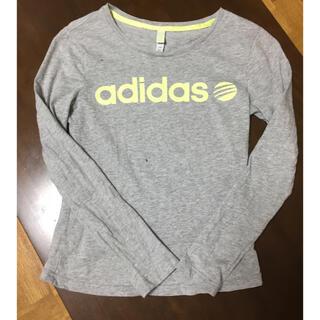 adidas - アディダス レディースロングTシャツ