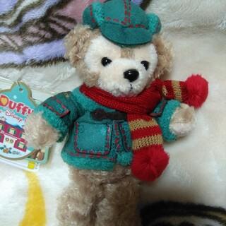 ダッフィー(ダッフィー)のダッフィーオープンマウス クリスマスぬいば(ぬいぐるみ)