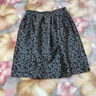 ブラーミン(BRAHMIN)のブラーミン 膝丈フレアスカート(ひざ丈スカート)