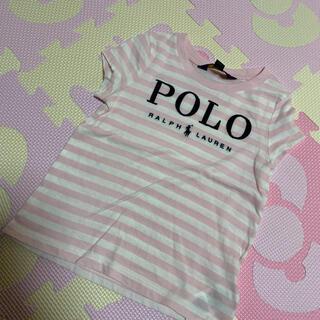 ラルフローレン(Ralph Lauren)のラルフローレン ボーダー Tシャツ(Tシャツ/カットソー)