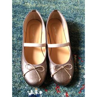 ボンポワン(Bonpoint)のMADE IN JAPAN フォーマル子ども靴 22cm(フォーマルシューズ)