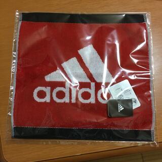 アディダス(adidas)のadidas アディダス タオルハンカチ(ハンカチ/ポケットチーフ)