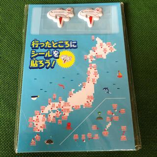JAL(日本航空) - JAL  マグネットおもちゃ 非売品