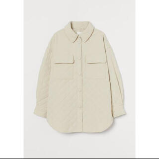 エイチアンドエム(H&M)のH&M キルティングジャケット (スプリングコート)