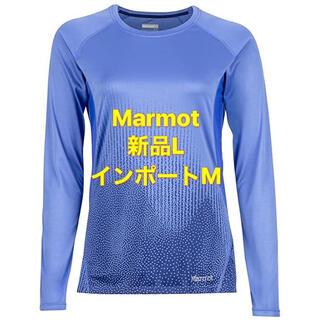 MARMOT - 新品L Marmot マーモット レディースWSクリスタルL / S長袖Tシャツ