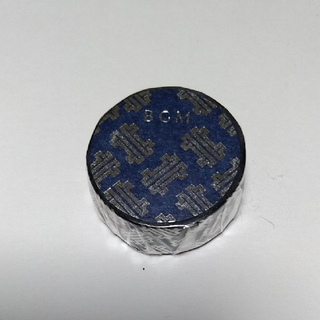 BGM 箔押し マスキングテープ(テープ/マスキングテープ)