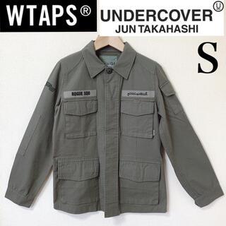 UNDERCOVER - 【Sサイズ】アンダーカバー、ダブルタップスWネーム クロスボーンBDUジャケット