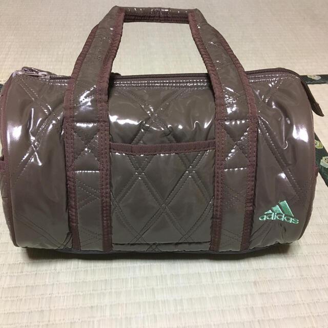美品⭐️adidasナイロンキルト素材ドラムバック/どなたでも メンズのバッグ(ドラムバッグ)の商品写真