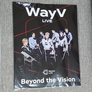 WayV Beyond Live パンフレット(K-POP/アジア)