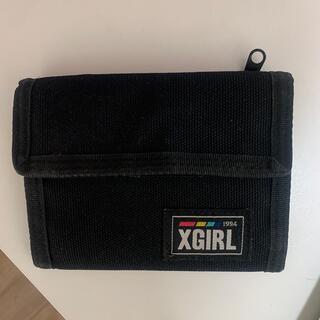 エックスガール(X-girl)のX-girl 二つ折り財布(財布)