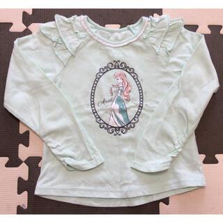 ベルメゾン(ベルメゾン)のアリエル 長袖Tシャツ 110(Tシャツ/カットソー)