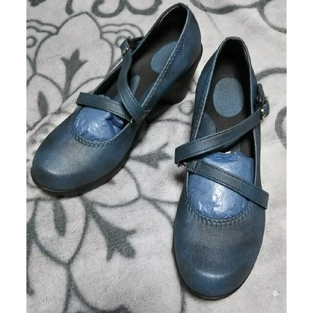 Re:getA(リゲッタ)のリゲッタ グラマラス ウェッジパンプス M 新品未使用 レディースの靴/シューズ(ハイヒール/パンプス)の商品写真