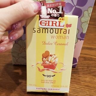 SAMOURAI - 値下げ💴✨👛未使用 香水 SAMURAI WOMAN レディース