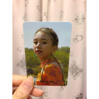 TWICE MORE&MORE トレカ チェヨン(K-POP/アジア)