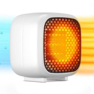 電気ストーブ 速暖 2段階切替(電気ヒーター)