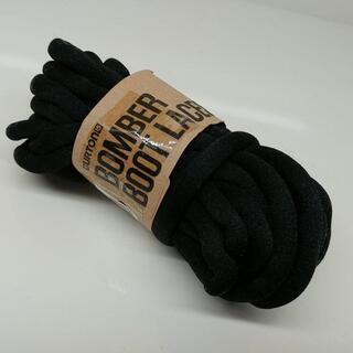 BURTON バートン 【BOOTS LACES】 黒 240cm 換え紐(ブーツ)